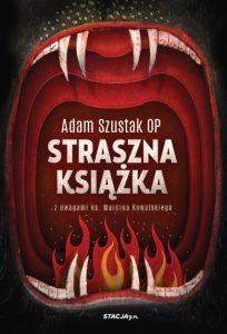 Straszna ksiazka 204x300 - Straszna książka Adam Szustak OP