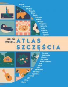 Atlas szczescia 234x300 - Atlas szczęściaHelen Russell
