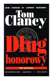 Dlug honorowy - Dług honorowy Tom Clancy