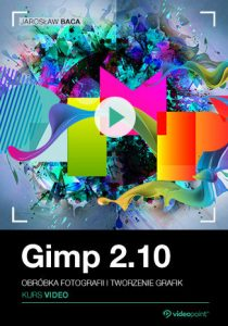 GIMP 2.10 210x300 - GIMP 2.10. Kurs video. Obróbka fotografii i tworzenie grafik