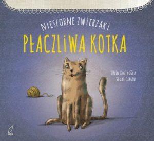 Placzliwa kotka 300x274 - Niesforne zwierzaki Płaczliwa kotka Tulin Kozikoglu