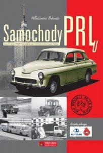 Samochody PRL u 203x300 - Samochody PRL-u Samochody osobowe autobusy samochody ciężarowe ciągniki kombajnyWłodzimierz Bukowski