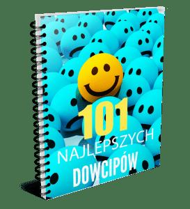 101 Najlepszych Dowcipów 273x300 - 101 Najlepszych Dowcipów