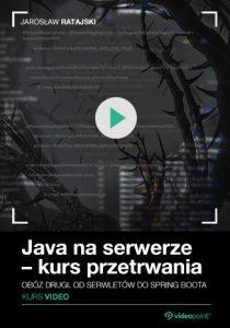 Java na serwerze 210x300 - Java na serwerze - kurs przetrwania
