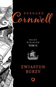 Zwiastun burzy 193x300 - Zwiastun burzy Bernard Cornwell