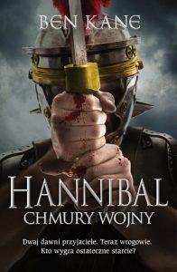 Hannibal. Chmury wojny 196x300 - Hannibal Chmury wojnyBen Kane