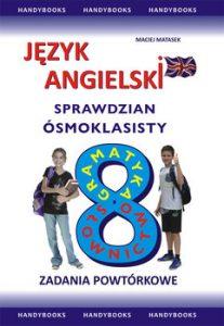 Jezyk angielski 207x300 - Język angielski Sprawdzian Ósmoklasisty Maciej Matasek