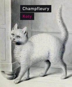 Koty 247x300 - Koty Historia zwyczaje obserwacje anegdotyJules Champfleury