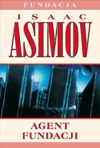 Agent Fundacji 203x300 - Agent Fundacji Isaac Asimov