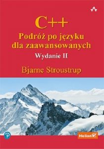 C 210x300 - C++ Podróż po języku dla zaawansowanych Bjarne Stroustrup
