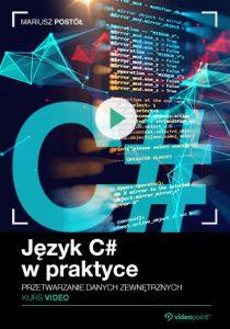 Język C 210x300 - Język C# w praktyce. Kurs video. Przetwarzanie danych zewnętrznych