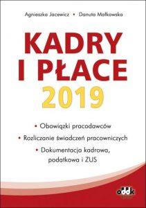 Kadry i place 2019 211x300 - Kadry i płace 2019