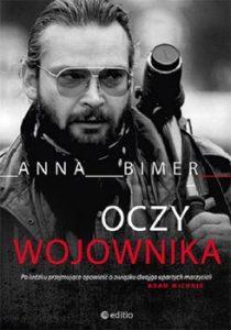 Oczy wojownika 210x300 - Oczy Wojownika Opowieść o fotografie Macieju MacierzyńskimAnna Bimer