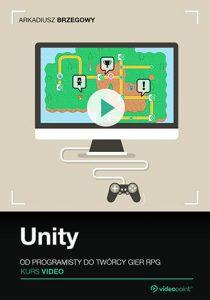 Unity 210x300 - Unity. Kurs video. Od programisty do twórcy gier RPG
