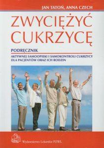 Zwyciezyc cukrzyce 211x300 - Zwyciężyć cukrzycęAnna Czech Jan Tatoń