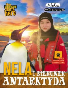 Nela i kierunek Antarktyda 231x300 - Nela i kierunek Antarktyda Nela mała reporterka