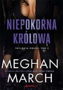 Niepokorna krolowa 210x300 - Niepokorna królowa Meghan March