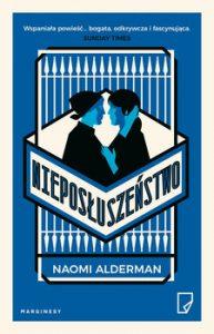 Nieposluszenstwo 193x300 - NieposłuszeństwoNaomi Alderman