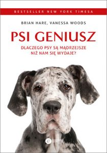 Psi geniusz 210x300 - Psi geniusz Brian Hare Vanessa Woods