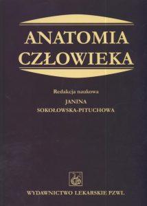 Anatomia czlowieka 214x300 - Anatomia człowieka Janina Sokołowska-Pituchowa