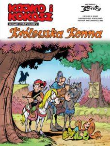 Krolewska konna 227x300 - Kajko i Kokosz Królewska Konna