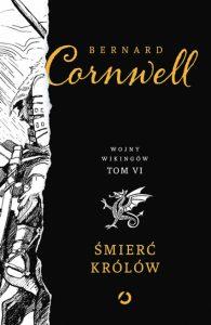 smiers krolow 195x300 - Śmierć królówBernard Cornwell